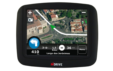 Ndrive Touch