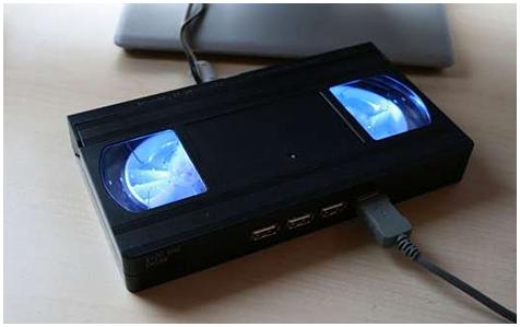 Videoband USB hub