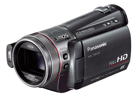 Panasonic HDC-TM350 