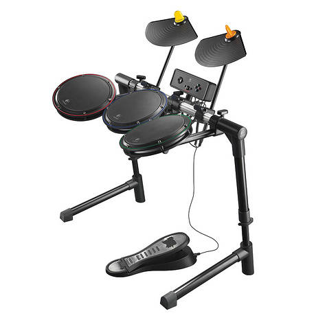 Logitech Wireless Drum Controller PS3