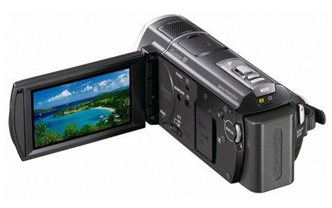 Sony HDR CX520V