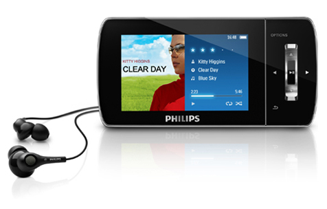 Philips GoGear Muse
