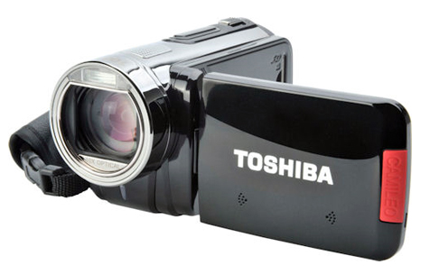 Toshiba Camileo X100