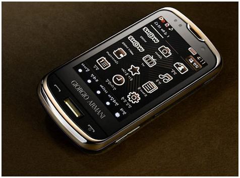 Samsung-Armani W8200