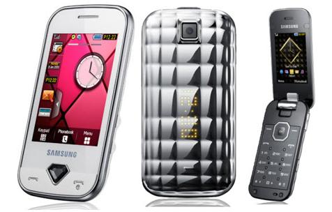 Samsung Diva S7070 & S5150