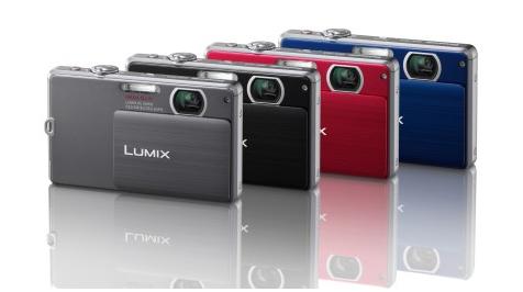 Panasonic Lumix FP3