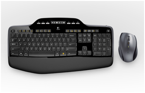 Logitech Wireless Desktop MK 710