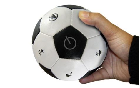 Voetbal Afstandsbediening