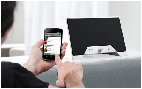 Teufel Smart Speaker voor Android