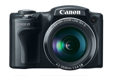 Canon SX500