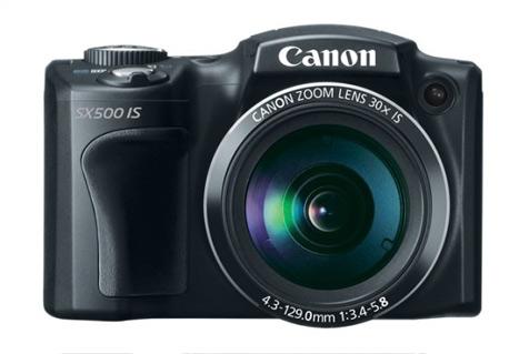 Canon SX500