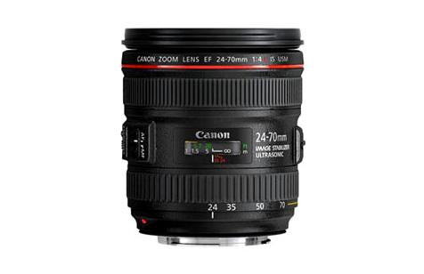 Canon EF 24-70mm F4L