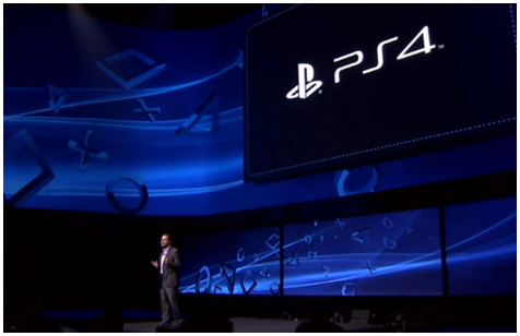 Sony Playstation 4 aangekondigd