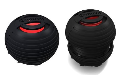 Muvit Mini Speaker