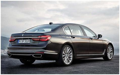 BMW 7 serie 2017